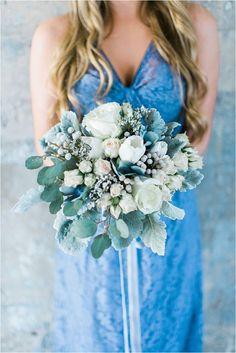 Blue Ombre Wedding Ideas