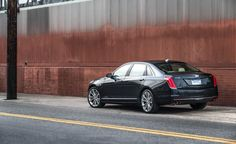 2016 Cadillac CT6 Driven: Fab Ship, not Flagship - Photo Gallery of First Drives from Car and Driver - Car Images - Car and Driver