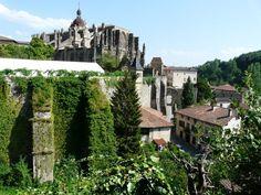 Saint-Antoine-l'Abbaye, Isère