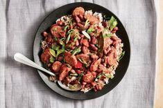 Melissa Clark's Instant Pot Cajun Red Beans & Rice on Food52