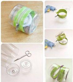 Plastic-Bottle-Zipper-Container-Tutorial