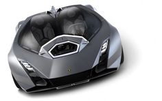 Lamborghini Perdigon, Ondrej Jirec, futuristic car, future vehicle, sportscar, automobile, supercar