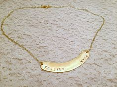 Lana Del Rey inspired Forever Wild necklace, Young and Beautiful inspired Necklace, Wild jewelry