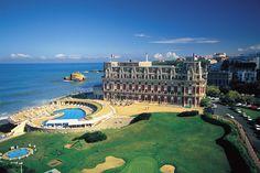 Hotel du Palais - Biarritz, France - 5 Star Luxury Resort & Spa