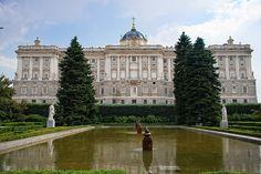 Royal Palace of Madrid, Spain | Flickr: Intercambio de fotos