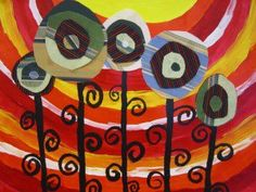5th Grade Hundertwasser