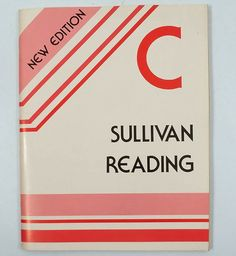 Sullivan Reading Book C Vtg 1986 New Edition Carroll Publishing 3503 Softcover #Textbook