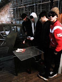 오늘부터 단식 .....   #SuperJunior #SuJu #SJ #슈주 #슈퍼주니어 #ELF #엘프 #EverLastingFriends #AzulZafiroPerlado #Yesung #예성 #KimJongWoon #김종운 #JongWoon #종운 #YiSheng #艺声 #Cloud