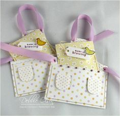 """for a Baby Shower - """"Baby is Brewing"""" tea party theme"""