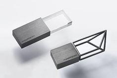 Empty Memory 4GB USB Flash Drives