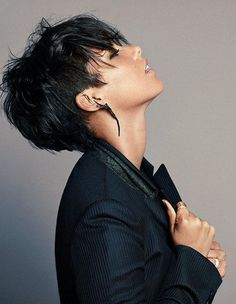 50 Best Short Layered Pixie Cut Ideas 2019 In every period of rapidly changing hair trends, short pixie cuts can be an excellent experience if you're tired of your current hairstyle and you really Thin Hair Styles For Women, Short Hair Cuts For Women, Short Hairstyles For Women, Short Hair Styles, Everyday Hairstyles, Plait Styles, Short Thin Hair, Short Hair With Layers, Funky Short Hair