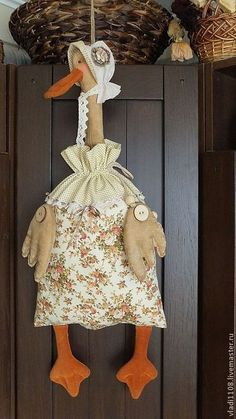 Кухня ручной работы. Ярмарка Мастеров - ручная работа ШеббиУТКА пакетница. Handmade.