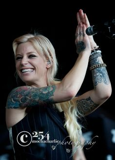 Gin Wigmore my favourite singer incredible talent