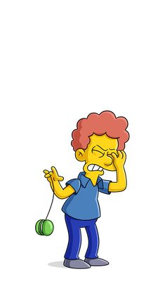 Barney el borracho de los simpsons caricaturas for Nelson paredes wikipedia
