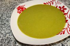 Sopa de alface