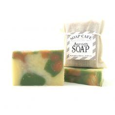 Soap Cafe Grapefruit & Spearmint Soap