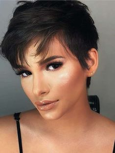 26 Best Short Pixie Black Haircuts for Every Woman 2018. Looking for best styles of short pixie haircuts? This post is especially written for those ladies who love to sport unique kinds of short haircuts like pixie and short bob styles. Since last few years pixie haircuts are always in vogue and women of different age groups like to create it because of their short time.