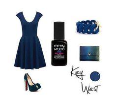 KEY WEST. Nuova collezione Smalti Semipermanenti.  Nails ad effetto Metal Blue! In tutti gli stores MI-NY ed anche online Shop Online http://www.minyshop.com/it/28-mood-colors #outfit #nails #naillacquer #nailpolish #semipermanent #miny #minycosmetics #fashion #glam #style