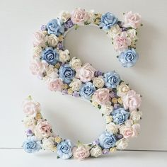 These floral letters would make gorgeous wedding decor! pictures with baby Custom order floral letter //baby shower gift// christening gift Wedding Table, Diy Wedding, Wedding Tips, Trendy Wedding, Perfect Wedding, Wedding Quotes, Decor Wedding, Wedding Reception, Wedding Photo Background