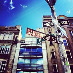 Our favorite street in the heart of the #Meatpacking District.