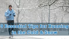 As the cold weather and snow continues to batter the Midwest, Northeast and Canada, it wreaks havoc on our running schedules. While the treadmill is a great option on occasion, sometimes you just have to get outside. Here are 9 essential tips and strategies to prevent slipping, find the best places to run, and get the most of your winter training: http://runnersconnect.net/running-tips/running-in-the-winter-dealing-with-the-cold-ice-and-snow/