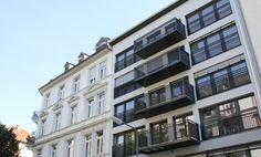 Schickes Büro im schönen Frankfurter Westend