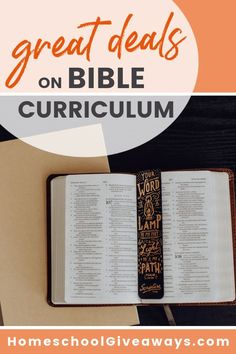 Looking for deals on Bible curriculum for your homeschool? Here's a cost-effective way to download Bible resources for your whole family. School Classroom, School Teacher, Inductive Bible Study, Book Of James, Bible Resources, Study Planner, Christian School, Bible Stories, Teaching Kids