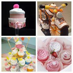 diaper cakes | DIAPER CAKE TUTORIAL | sweetmelange