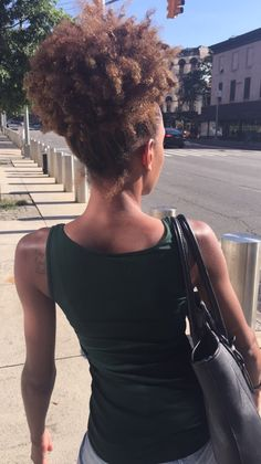 ***Try Hair Trigger Growth Elixir*** ========================= {Grow Lust Worthy Hair FASTER Naturally with Hair Trigger} ========================= Go To: www.HairTriggerr.com ==========================          Just Walking Down the Street ROCKING that Big Gorgeous Kinky Puff!!!