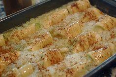 Apple Dumplings (crescent rolls & mountain dew)