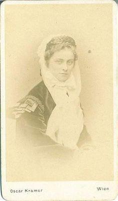 Duchesse Sophie-Charlotte en Bavière (1847-1897) duchesse d'Alençon