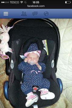 Cool baby niece love you Siena rose xx