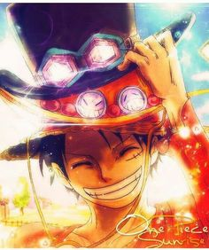 Luffy 😍