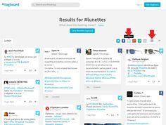 #Tagboard : comment rechercher un mot-clé dans plusieurs réseaux sociaux en même temps ? #SocialMedia #ydem