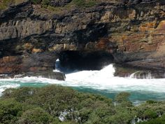 Hole in the Wall, Coffee Bay