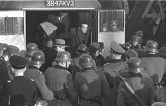 Deportation of French citizens of Jewish heritage from Marseille, which was apart of the Vichy collaboration state.  On 22 January 1943, over 4000 Jews were seized in the city as part of Action Tiger. They were held in detention camps before being deported to Poland to be exterminated.