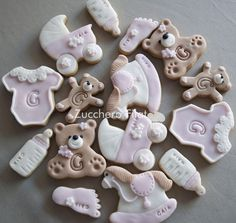 Biscuits - Cotton Candy Cake Design