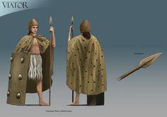 Sumerian infantry by RobbieMcSweeney on DeviantArt