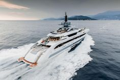 The Monaco Yacht Show is a playground for the world's wealthy. Check out the yachts that made an appearance here.