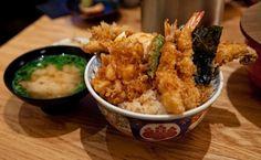 Tokyo's top 15 tempura bowls - Time Out Tokyo