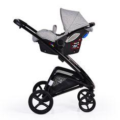 Cangaroo - Комбинирана детска количка S-line 3 в 1