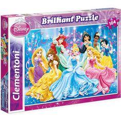 Disney Prinzessinnen Puzzle