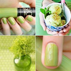 Aflição - Giovanna Antonelli #pistachio #nails