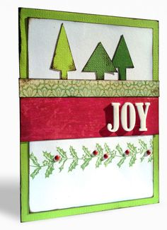 23 Homemade Christmas Cards  by:  favecrafts