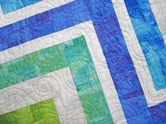 Interested in machine quilting your quilts, but aren't sure where to start? Nancy Mahoney offers some suggestions in her blog, Choosing Quilting Designs, Pt. 1.
