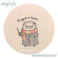 319 ハリーポッター Harry Potter