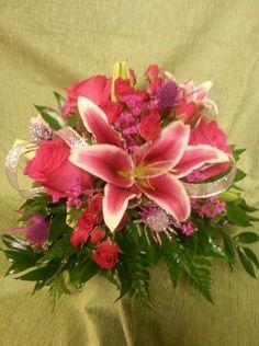 Wedding bouquet, May 2015