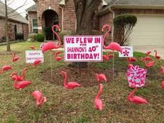 28 Best Birthday Lawn Signs Images In 2013 Lawn Sign