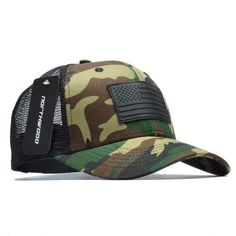 Men Army Cap Trucker Snapback 40762bf8dd2