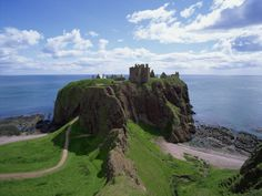 Dunnottar Castle, Near Stonehaven, Highlands, Scotland, United Kingdom, Europe